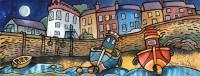 'Duet' fishing boats ,Tenby