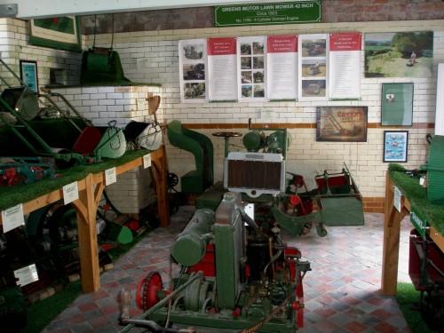 Lumsden Mower Museum at Picton 060