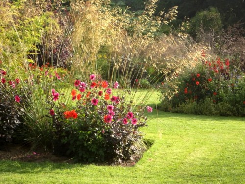 Walled Garden looking lovely for months to come_Sept 2015