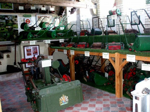 Lumsden Mower Museum at Picton 057