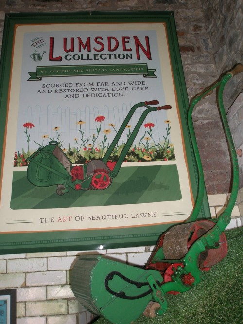 Lumsden Mower Museum at Picton Castle