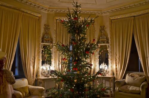 Fake White Christmas Tree