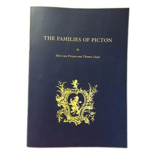 Families of Picton Castle book